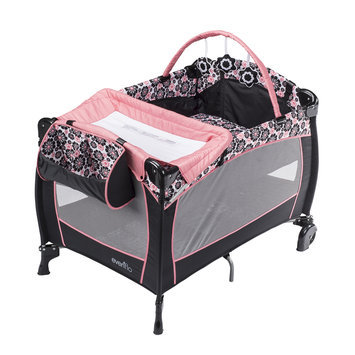Evenflo Company Inc. Evenflo Portable BabySuite Deluxe in Penelope