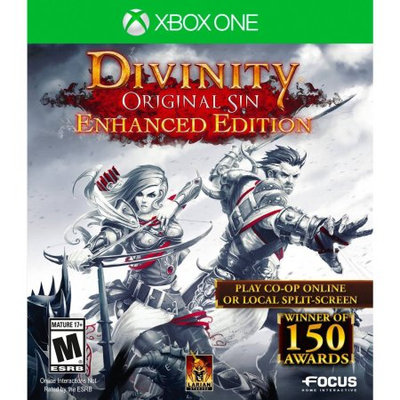 Maximum Family Games Divinity Original Sin Enh (Xbox One) - Pre-Owned
