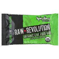 Raw Revolution Spirulina & Cashew Food Bar