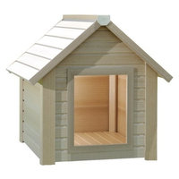 New Age Pet AgePet eCo-Concepts BunkHouse Style Extra Large Dog House