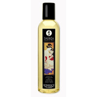 Eau Zone Oils And Fragrances Shunga Erotic Massage Oil Champagne & Strawberries