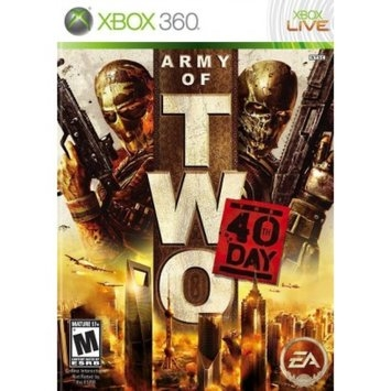 Electronic Arts Army of Two: The 40th Day (Xbox 360)