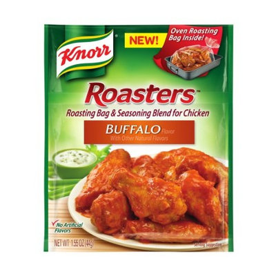 Knorr® Roasters Roasting Bag and Seasoning Blend for Chicken Buffalo