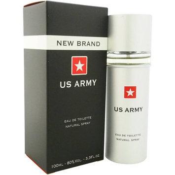 New Brand M-3798 US Army - 3.3 oz - EDT Spray