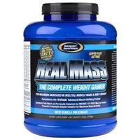 Gaspari Nutrition Gaspari: Real Mass Probiotic, Vanilla, 12 Pounds