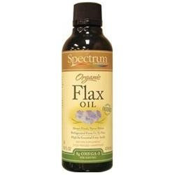 Spectrum Diversified Spectrum Essentials Organic Flax Oil Original - 16 fl oz