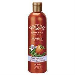 ture's Gate Natures Gate Organics 49430 Persimmon & Rose Geranium Shampoo