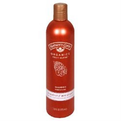 Natures Gate Organics 49428 Grapefruit & Wild Ginger Shampoo