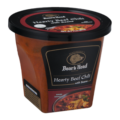 Hearty Beef Chili with Beans