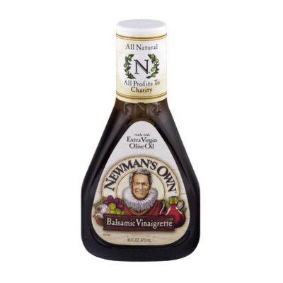 Newman's Own Balsamic Vinaigrette 16oz