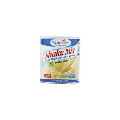 Walker Diet Meal Replacement Drink Banana Cream -- 36.5 oz