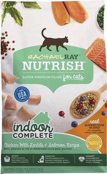 Nutrish Indoor Complete Chicken With Lentils & Salmon Recipe