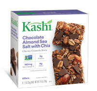 Kashi® Chewy Granola Bars Chocolate Almond & Sea Salt with Chia