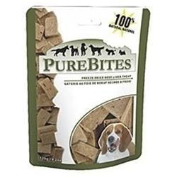 Pure Treats Inc Purebites Dog Treats Beef Liver - 2 oz