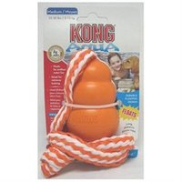 Kong Company CK-2 Orange Aqua Kong Medium
