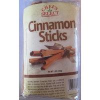 Chef's Select Cinnamon Sticks 1 of 5 oz pkgs (approx. 18 of 6