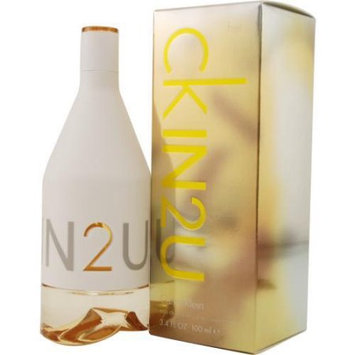 Ck In2u Edt Spray 3.4 Oz By Calvin-Klein