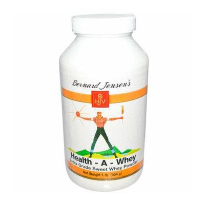 Bernard Jensen Health-A-Whey 1 lb