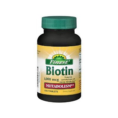 Finest Biotin 1