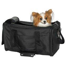 Pet Pals ZW5844 89 Casual Canine Pet Duffle Bag Tan