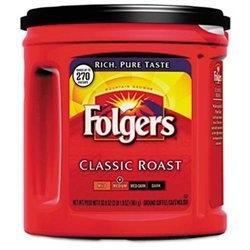 Folgers Coffee Classic Roast