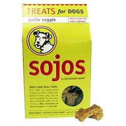 Sojourner Farms Sojos Dog Treats - Chicken Veggie 10 oz. - 20112