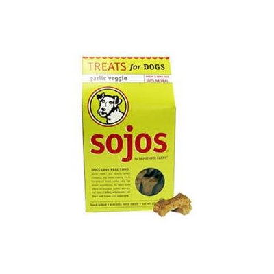Sojourner Farms Sojos Dog Treats - Chicken Veggie 10 oz. - 20112