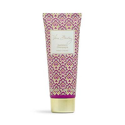 Vera Bradley Hand Cream 4 oz in Appleberry Champagne
