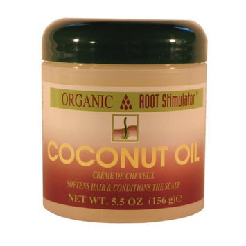 DDI Organic Root Stimulator Coconut Oil- Case of 12