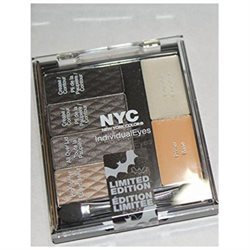NYC Individual Eyes, 001 Hate the Light New NWT