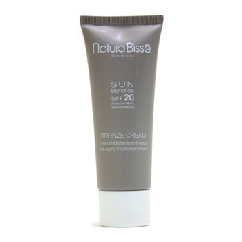 Natura Bisse Sun Defense Bronze Cream SPF 20 75ml/2.5oz