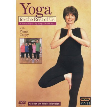 Wgbh Boston Video Wgbh Cappy P-yoga For The Rest Of Us W/peggy Cappy [dvd]