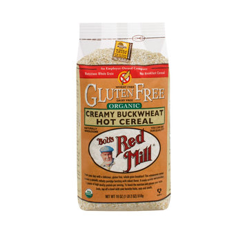 Bob's Red Mill Organic Creamy Buckwheat Hot Cereal