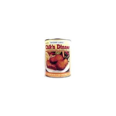 Cedar Lake Chik'n Dinner, 20 oz. cans (Case of 12)