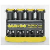 Fabrication Enterprises 10-0540 Cando VariGrip hand exerciser- 1 1/2 pounds- x-light- yellow