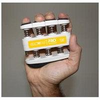 Fabrication Enterprises 10-0835 Cando PRO hand exerciser- 3 pounds- x-light- yellow