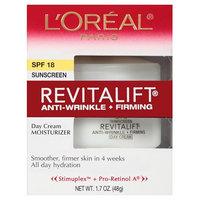 L'Oréal Paris RevitaLift Anti-Wrinkle + Firming Day Cream SPF 18