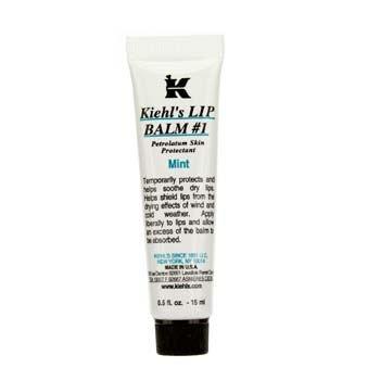 Kiehls Kiehl's Lip Balm #1 - Mint 15ml/0.5oz
