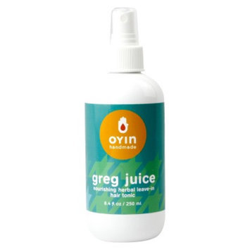 Oyin Handmade Oyin Greg Juice Nourishing Herbal Leave-in Hair Tonic - 8.4 oz
