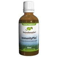 Native Remedies IMM001 ImmunityPlus for Boosting Immunity - 50ml