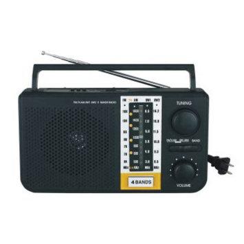 Supersonic 5 Band AM/FM/SW1/SW2/TV Radio - USB