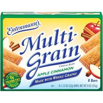 Entenmann's Cereal Bars Entenmann's Apple Cinnamon Multi-Grain Cereal Bars