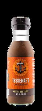 Tessemae's All Natural Matty's BBQ Sauce