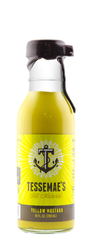 Tessemae's All Natural Yellow Mustard