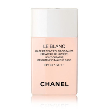 CHANEL Le Blanc Light Creator Brightening Makeup Base SPF 40/PA +++