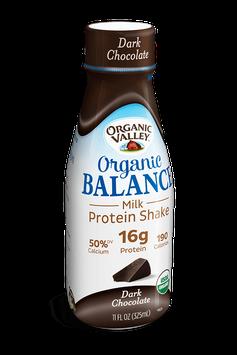 Organic Valley® Dark Chocolate Organic Balance Protein Shake