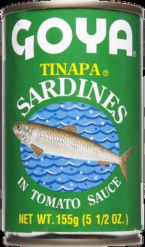 Goya Tinapa Sardines in Tomato Sauce