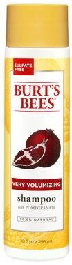 Burt's Bees Very Volumizing Pomegranate Shampoo