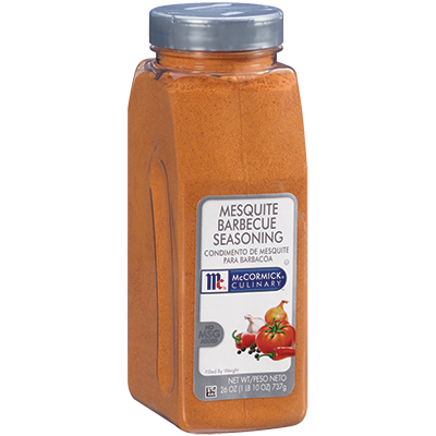 McCormick Culinary® Mesquite Barbecue Seasoning