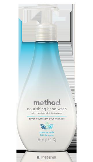 Method Nourishing Hand Wash Coconut